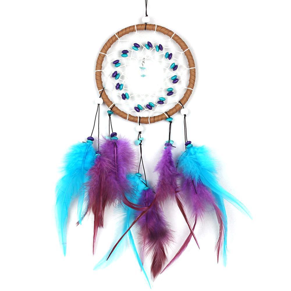 attrape r ves oiseau de paradis d co maison capteur r ve tribal. Black Bedroom Furniture Sets. Home Design Ideas