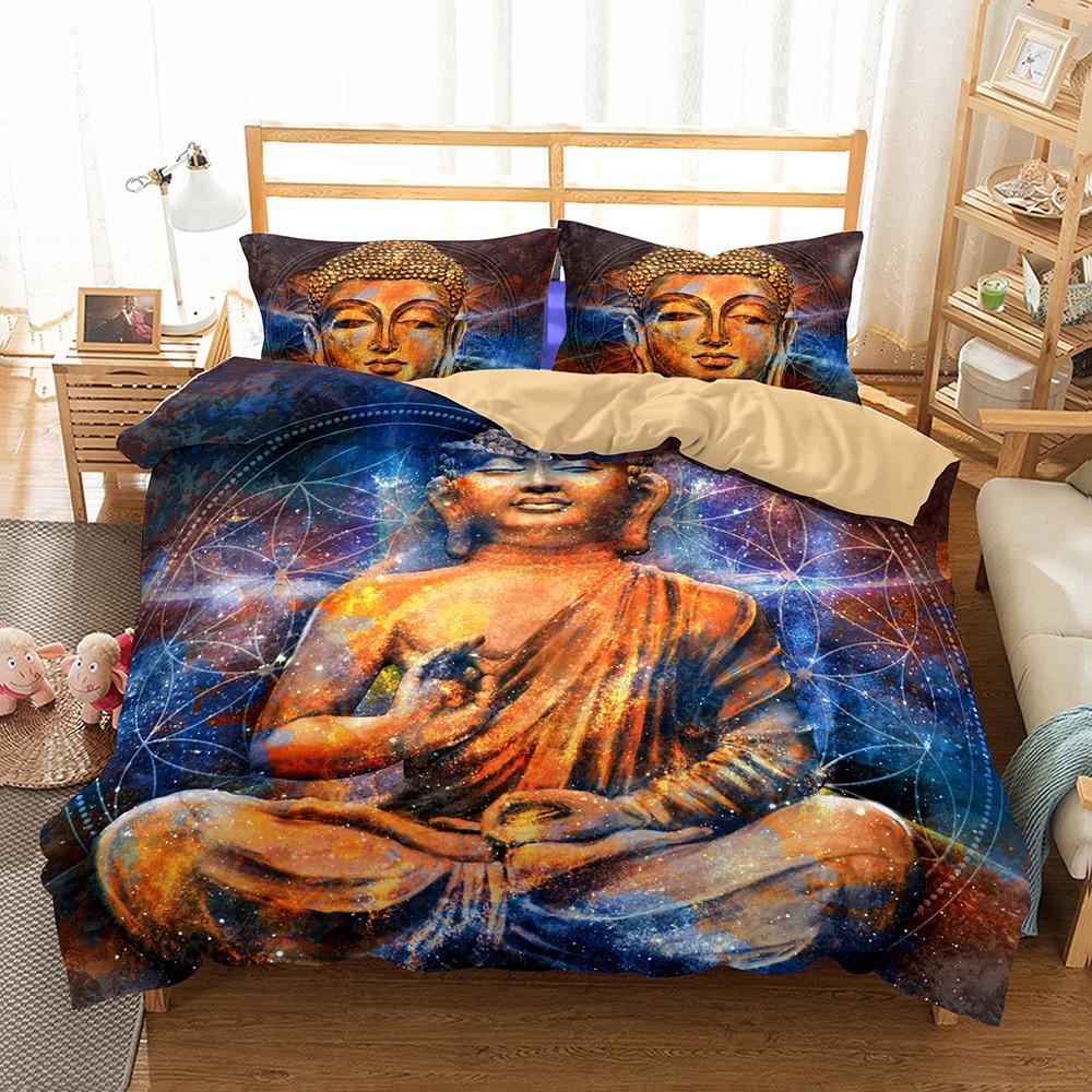 Parure de Lit Buddha Mandala