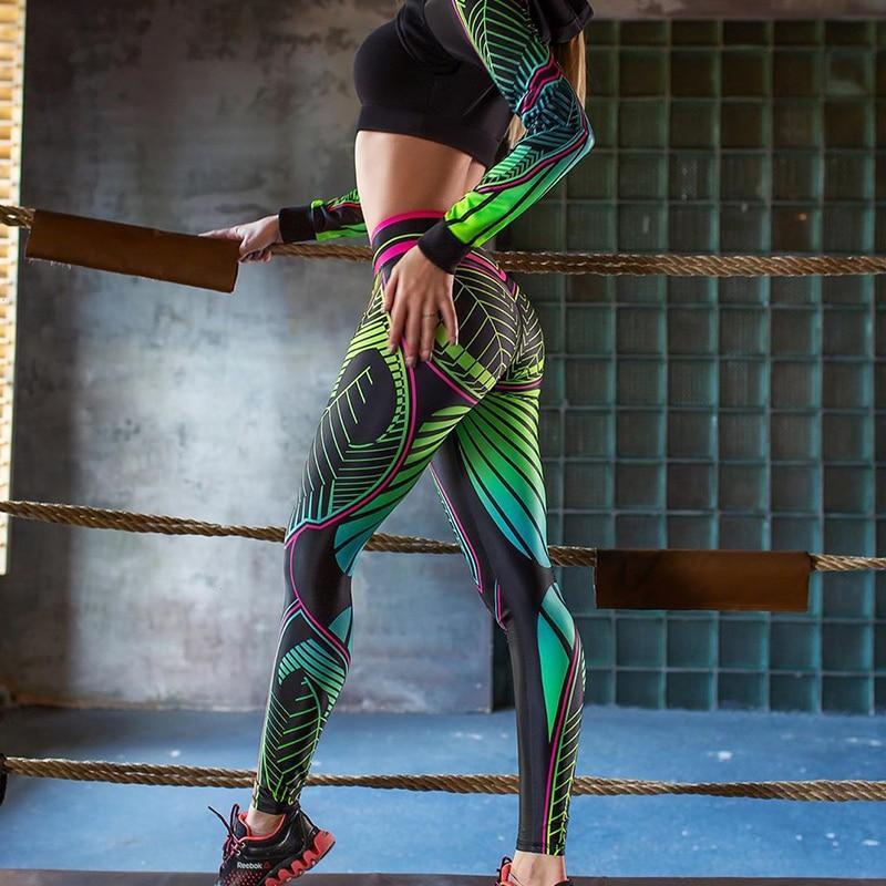 Leggings Dynamics Green