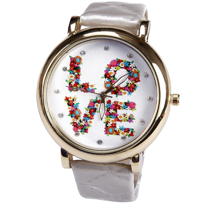 Montre fantaisie à quartz Love Amour