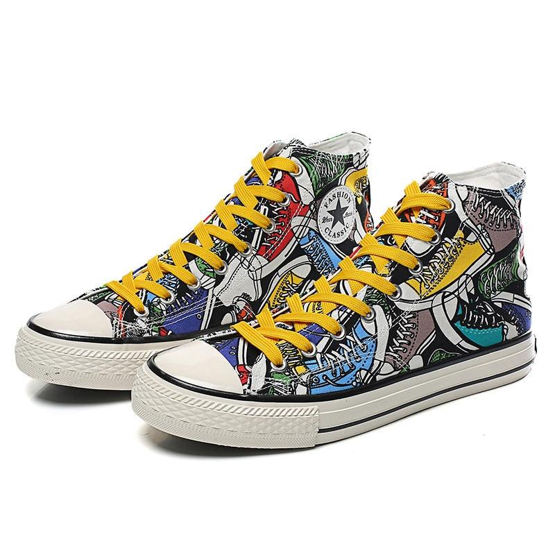 Chaussures Homme en toile Hip-Hop
