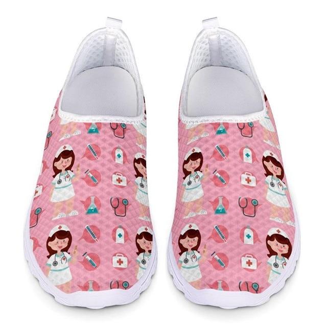 sandales caoutchouc  d'infirmière, chaussure d'hopital