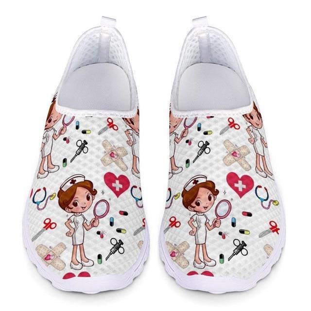 Sandales Infirmière Médecin 3