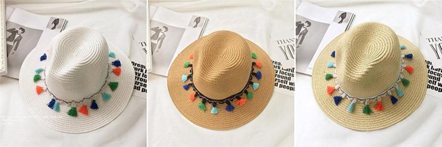 chapeau de paille, chappeau de plage