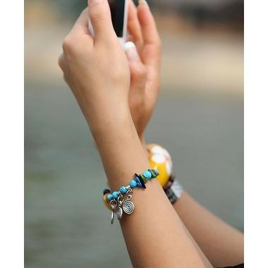 Bracelet Blue Charming 2