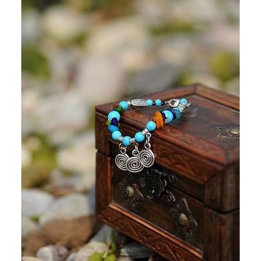 Bracelet Blue Charming 3