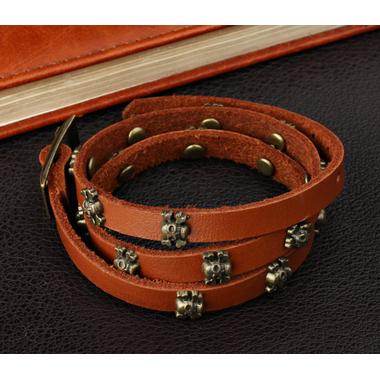 Bracelet Têtes de mort 2