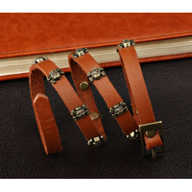 Bracelet Têtes de mort 4