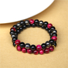 Bracelets perles pour couple amour ROMEO et JULIETTE