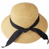 Chapeau de Paille FEDORA à bord large