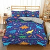 Parures de lit multi-tailles DINOSAURES
