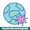 Fashion Masques