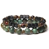 Bracelets de perles naturelles POUR LUI GoHappy