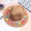 Chapeau de paille Panama Boho-Chic