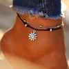 Bracelet de cheville Bohème-chic