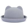 Chapeau feutrine Oreilles de Chat