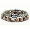 Bracelets Homme Pierres et Cuir Nobylis boutique GoHappy