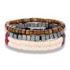 Bracelet multi-couches Men's World