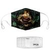 Masques Serie Lotus PM25 avec 7 Filtres 6