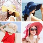 Chapeau de soleil souple IPANEMA 1