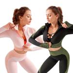 leggings fitness et Top