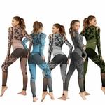 Ensemble de Sport Femme Leggings et Top 5