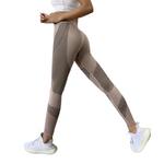 Leggings femme Fitness sans couture et opaque 2