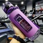 Bouteille thermo isolée SPORT 4 tailles pour yoga et fitness