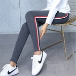 Leggings Coton TRICOLORE du S au 5XL 1