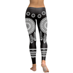 Legging Sport Gym Yoga Attrape-rêves 1