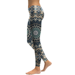 Legging Sport Gym Yoga Beautiful Mandala 2