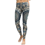 Legging Sport Gym Yoga Beautiful Mandala 3