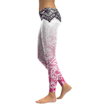 Legging Sport Gym Yoga Dentelle 2
