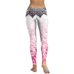 Legging Sport Gym Yoga Dentelle 1