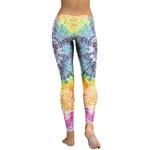 Legging Sport Gym Yoga Super Mandala 1