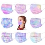 Masques Enfant PASTELS (par 50) 6