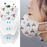 Masques Enfant et Bébé -Kn95-Masque-facial-4-couches-respirant-bouche- normes ffp2 réutilisable 11
