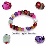 Bracelet de Perles Agates 2