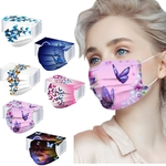 Masques Chirurgicaux Butterflies 10 à 100pces 7