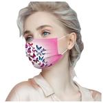Masques Chirurgicaux Butterflies 10 à 100pces 8