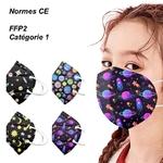 Masque Enfant CATEGORIE 1 - FFP2 1