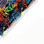 Masque enfant Tag Graffiti 1