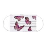 Masques Adulte LEPIDOPTERE papillon rose