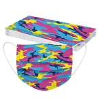 Masques CAMOUFLAGE adulte 10
