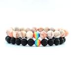 Bracelets RAINBOW Best Friends