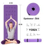 Tapis de Yoga antidérapant 3