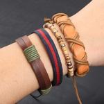Bracelet cuir Sailing