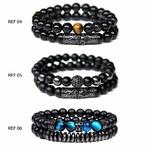 Bracelets de perles naturelles POUR LUI GoHappy (2)