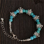 bracelet turquoise tortues1