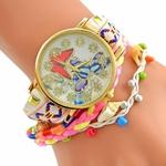 montre-bracelet butterfly